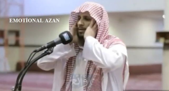 Emotional Azan