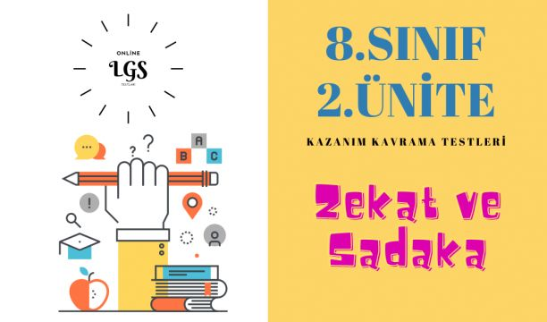 8.2.Zekat ve sadaka test-3