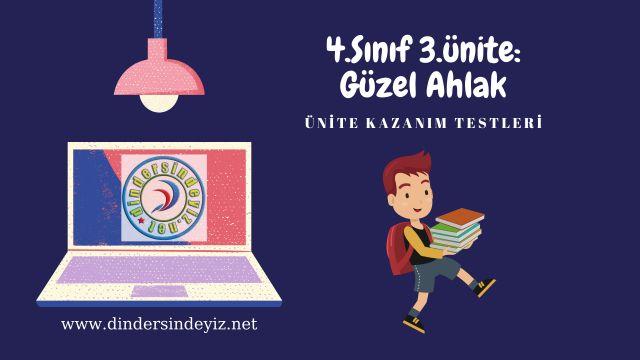 4.3.Güzel Ahlak test-1
